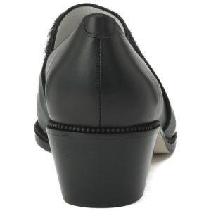 SENSO Shoes - NEW Senso Lola III Slip on Black Leather/Pony
